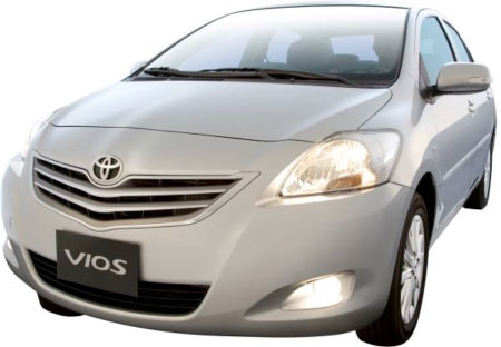 zero2sixty: Toyota launches 2010 Vios with new 1.3 A/T variant