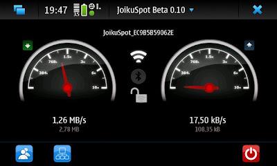 jaikuspot for Nokia N900