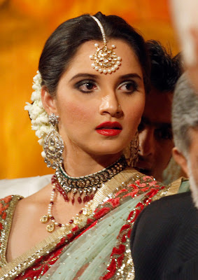 sania mirza reception photos.JPG