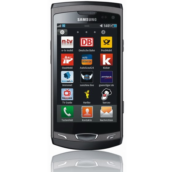 Samsung Wave II 2 GT S8530 User Manual