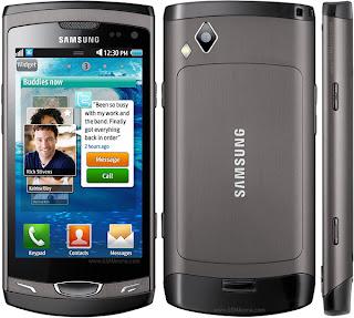 Samsung-Wave-II Quicktype