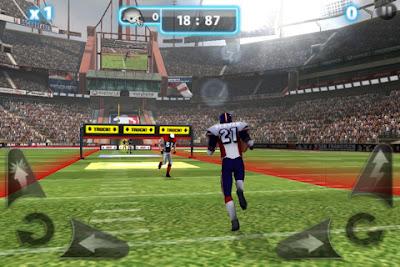 Backbreaker 2-Vengeance iPhone Game