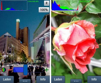 Image editing app BADA