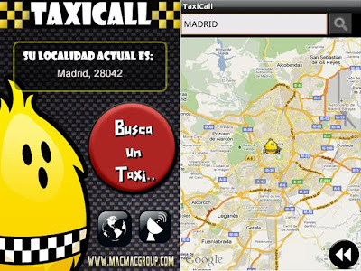TaxiCall for Android