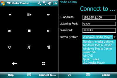remote control app for windows mobile