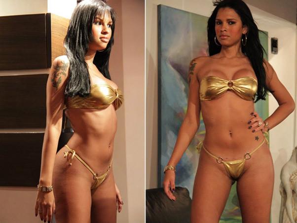 Tv Mundo Art Stico Transeual Do Bbb Vai Posar Nua Na Playboy