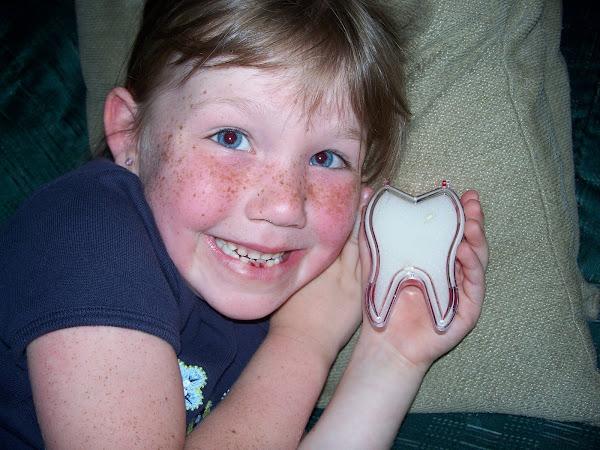Kaia's Trip to the Dentist