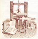 Máquina para imprenta