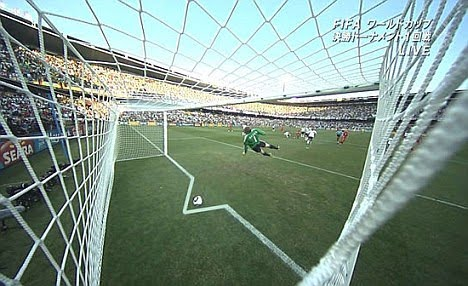 frank lampard world cup goal