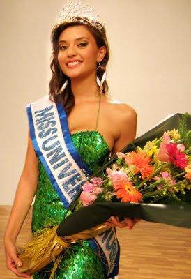 Miss Uruguay Universe 2010, Stephany Ortega ~ Jcelebfwd Stephany