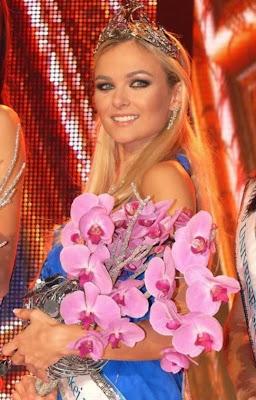 Miss Universe Slovak Republic 2010, Anna Amenova, 25
