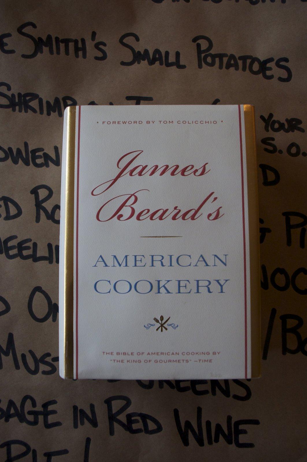 james beards american cookery