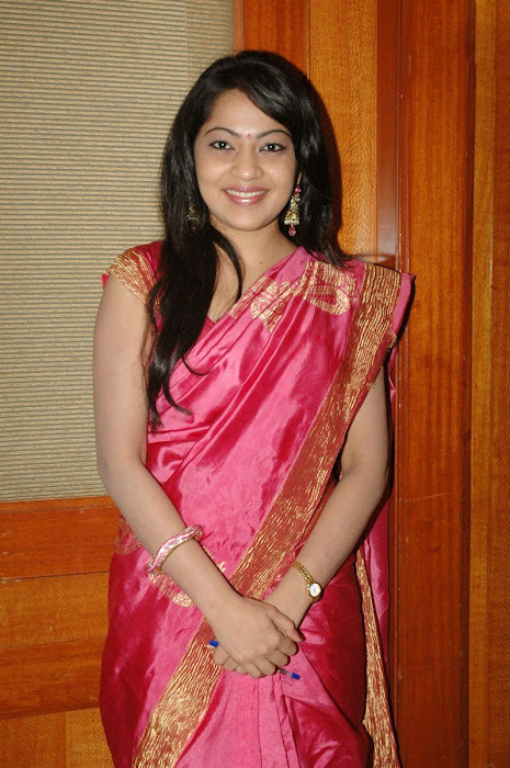 vijay tv anchor ramya at web site launch cute stills