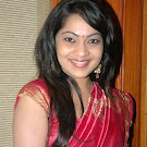 Vijay Tv Anchor Ramya in Silk Saree Photos