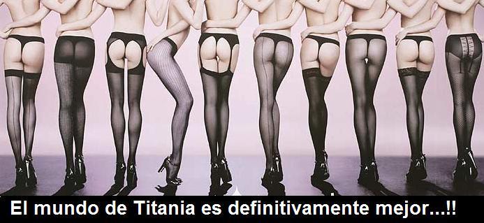El mundo de Titania es mejor...!!