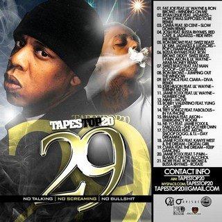 Bizkit - Tapes Top 20 Vol. 29