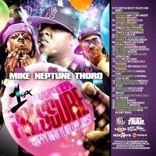 Big Mike, DJ Neptune & DJ Thoro - 1st Quarter Pressure