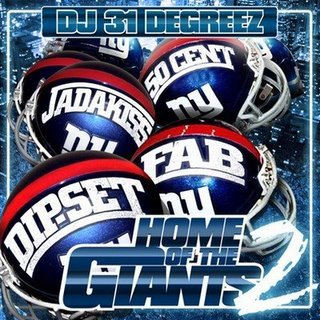 DJ 31 Degreez - Home Of The Giants 2