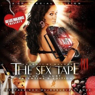 DJ Lee Majors - The Sex Tape Vol.3