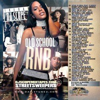 DJ Scope - Old School R&B