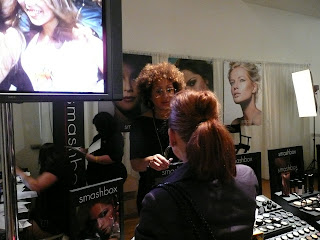  Smashbox Cosmetics at The Makeup Show   NYC