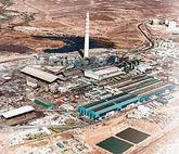 Refinerias minera de Ventanas