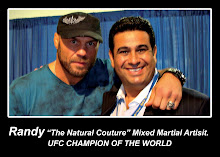 UFC Champion Randy Couture