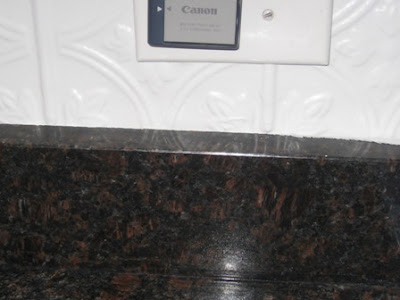 actually this wrongly send granite is not bad at all the color do