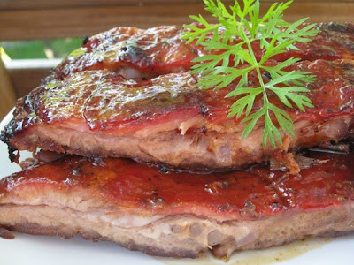how to cook ribs with beer