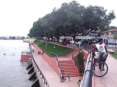 Conheça o Distrito de Icoaraci de Belém do PArá