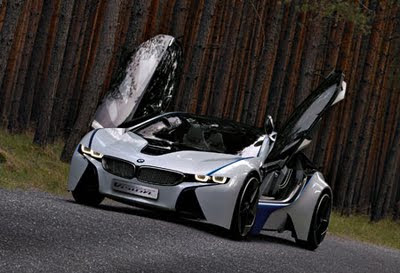 new bmw vision unviled 2010