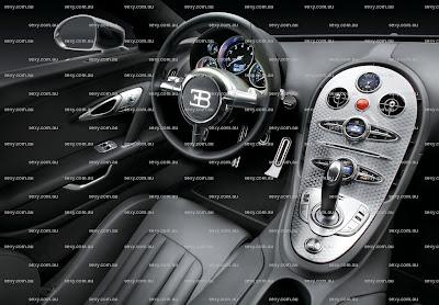 bugatti veyron handling accelerator
