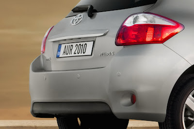 Facelifted 2010 Toyota Auris: All The Details, Full-Hybrid Version   Announced for July