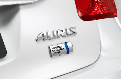 Facelifted 2010 Toyota Auris: All The Details, Full-Hybrid Version   Announced for July 2011