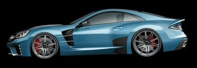 New Carlsson 2010 - C25 Super GT Modification Concept