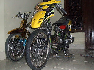Honda Vario Racing Look Concept