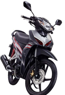 New Honda Revo Matic Injection 2010