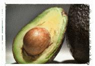 Eating avocado reduces belly fat
