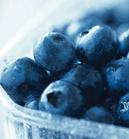 stop cravings with blueberries