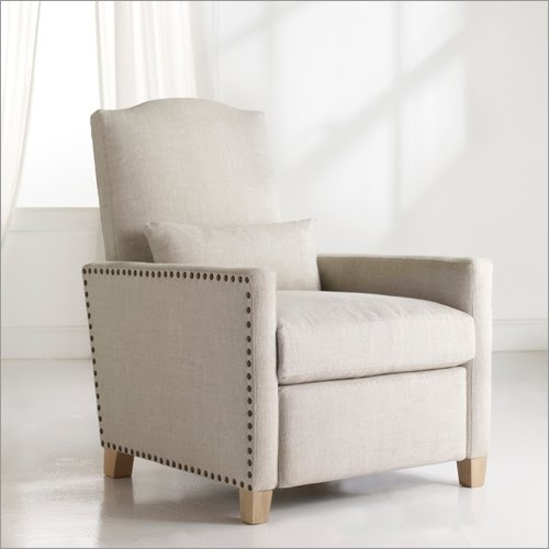 linen recliners Gallery