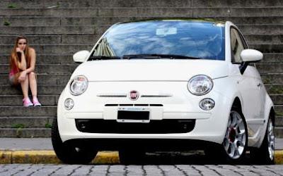 New Fiat 500 - Auto