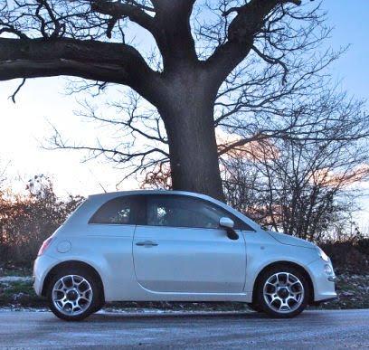 Basil's Blog: fiat 500 twin air interior car interior