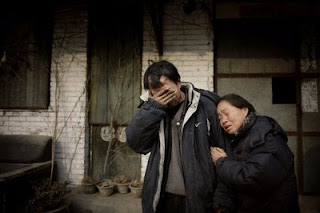 Expulsos da casa, Pequim. Pesadelo chines.