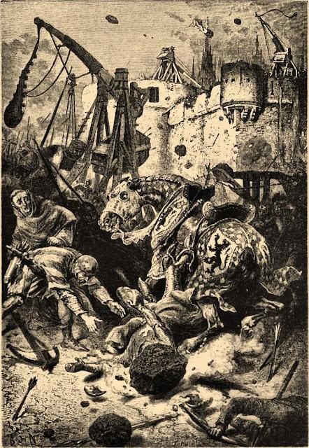 Morte de Simon de Montfort, Heróis medievais