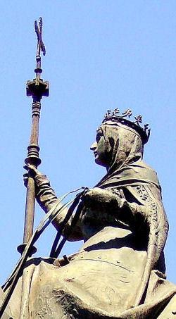 Isabel a Católica, rainha de Castela