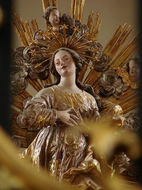 Assunção de Nossa Senhora, (Trier, ©Vassil) Luzes de Esperança
