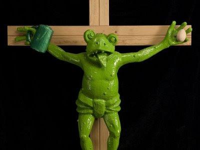 Crucifixo blasfemo, Bolzano