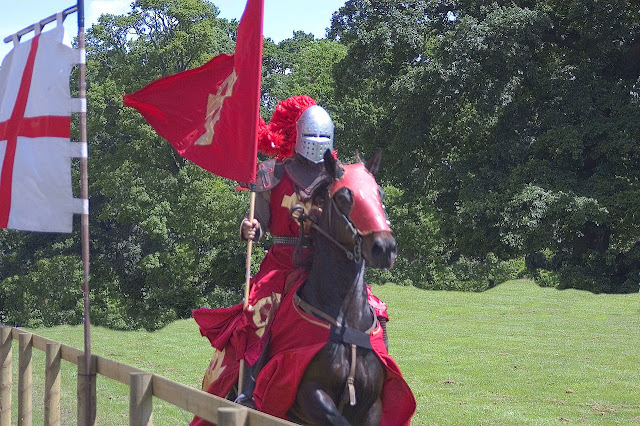 Torneio medieval, Warwick
