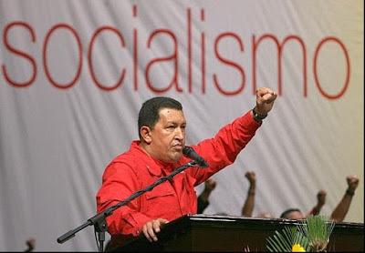 Chávez e socialismo