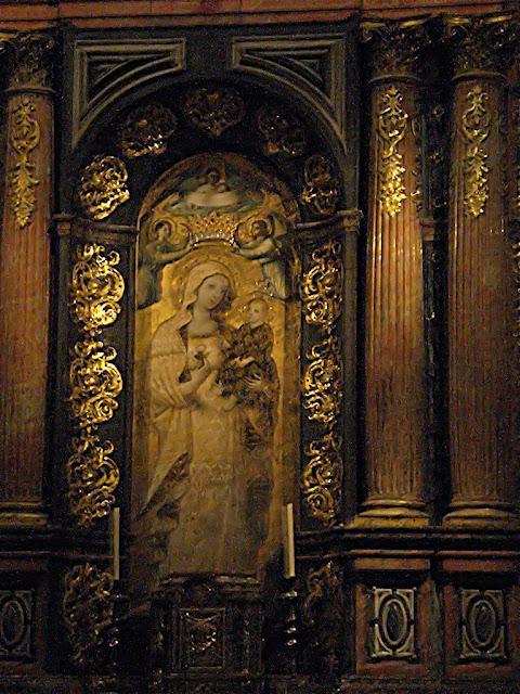 """Nossa Senhora """"a Antiga"""", de Sevilha. Milagres medievais"""